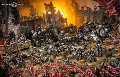 Warhammer Community: Resumen intenso