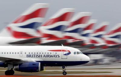 British Airways cancela casi el 100% de sus vuelos en Reino Unido por huelga de pilotos