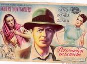 PERSECUCIÓN NOCHE (Ride Pink Horse) (USA, 1947) Thriller