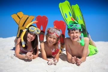 Actividades infantiles para las vacaciones