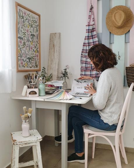 Mi experiencia, tus manos: Asesoramiento Online para Intervención de Muebles