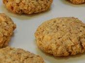 Receta fácil galletas crujientes avena chocolate blanco
