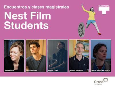 67SSIFF Nest Film Students nos cuenta todos sus detalles