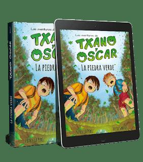 «Txano y Oscar» de Julio Santos y Patricia Pérez.
