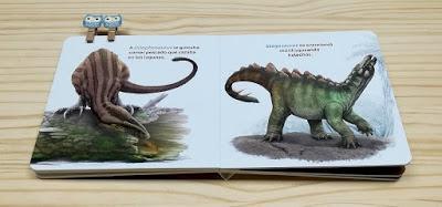 Los bebés dinosaurio de Alejandra Ortiz Medrano y Gabriel Ugueto