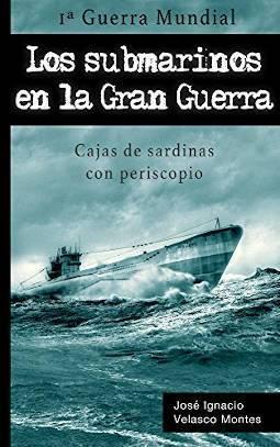 Portada de Guerra Submarina en la Segunda Guerra Mundial