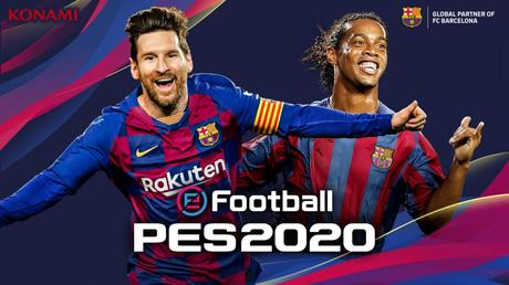 eFootball PES 2020 ya se encuentra disponible