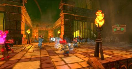 A Knight´s Quest anunciado para PlayStation 4