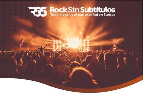 Rock Subtítulos dejará organizar conciertos 2020