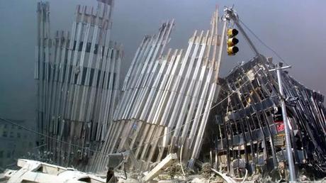 Las Torres Gemelas de NY  hace 18 años que fueron destruidas.