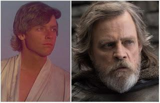 El chico que conoció a Luke Skywalker