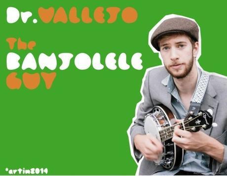 Dr. Vallejo, The Banjolele Guy: «Aquí me siento realizado»