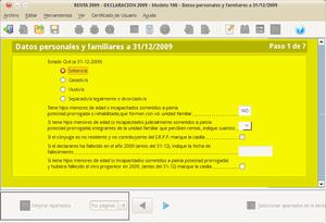 Programa PADRE en linux