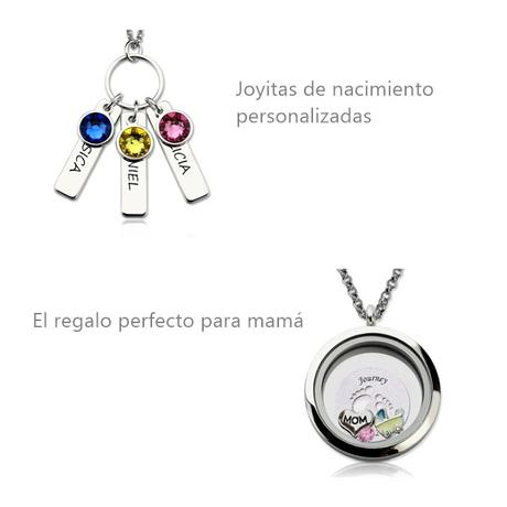 Custom Necklace y haz un regalo personal y original