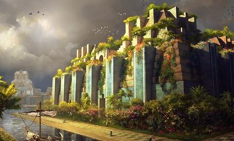 Sabias cuales son las siete maravillas del mundo antiguo?
