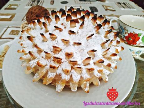 Tarta Capricho de Almendra