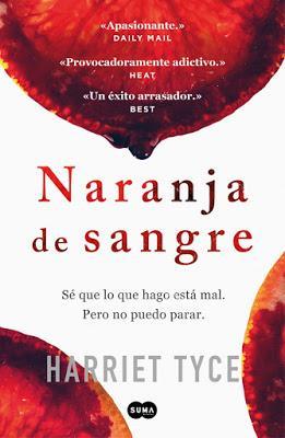 Naranja de sangre - Harriet Tyce