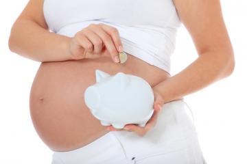 Los gastos del primer bebé