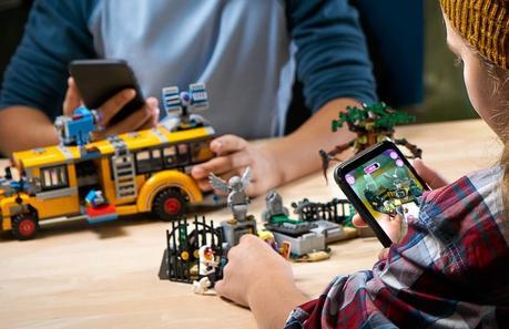 Lego Hidden Side ¡un Lego con realidad aumentada!