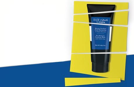 Cabello Limpio y más Bello Durante más Tiempo con Masque Purifiant Avant-Shampoin À L'Argile Blanche