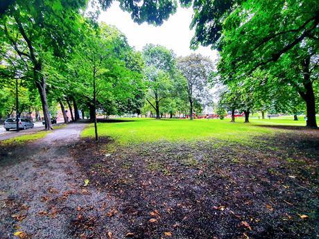 La ciudad sin perros en los parques