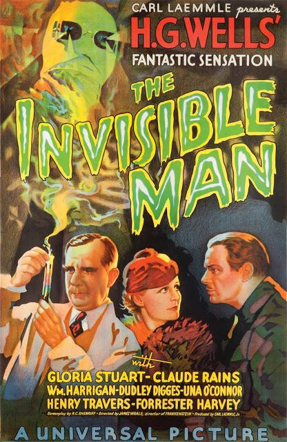 El Hombre Invisible (The Invisible Man, 1933)