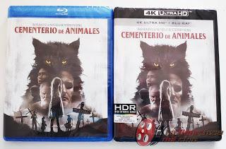 Cementerio de Animales Bluray