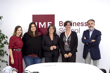 IMF Business School organiza una mesa redonda sobre el papel de las redes sociales en la empresa