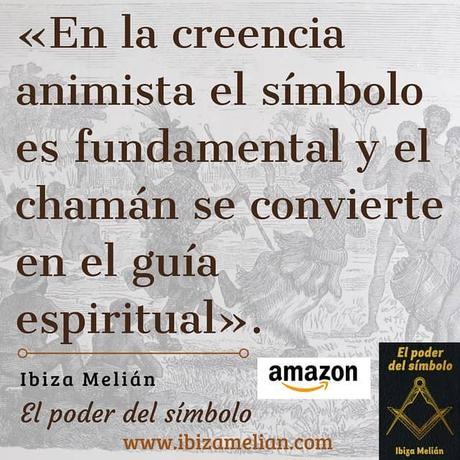 Frase sobre el chamán, de la escritora Ibiza Melián