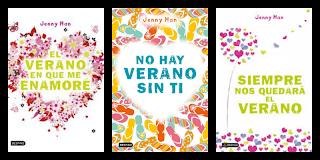 Trilogías «Alexia» y «Verano»