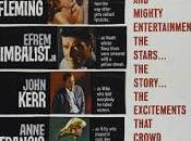 CIELO CORONADO, (The Crowded Sky) (USA, 1960) Catastrofista, Melodrama