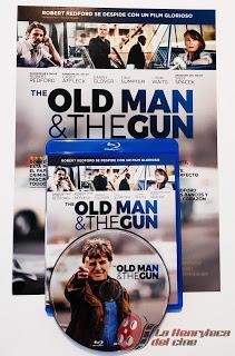 The oldman and the gun fotos bluray