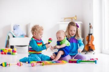 Las habilidades y capacidades infantiles de los niños a cada edad