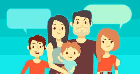 comunicación asertiva en la familia