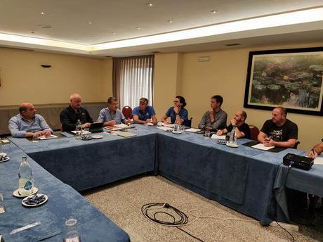 BSR Vistazul debate sobre el futuro del Baloncesto en Silla de Ruedas
