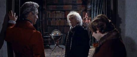 El Conde von Crolock ofrece a sus invitados su