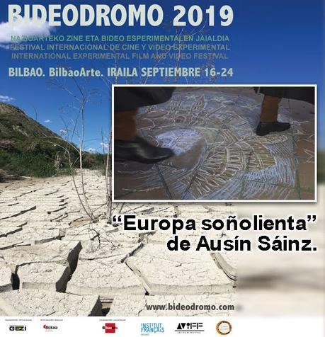 Bideodromo 2019, y Ausín Sáinz.