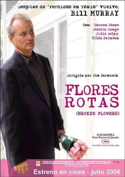 Flores rotas – Jim Jarmusch