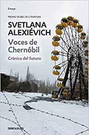 Voces de Chernóbil de Svetlana Aleksievich