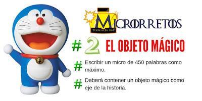 MICRORRETO Nº 2: EL OBJETO MÁGICO
