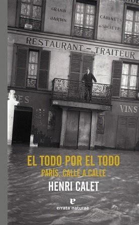 El todo por el todo - Henri Calet