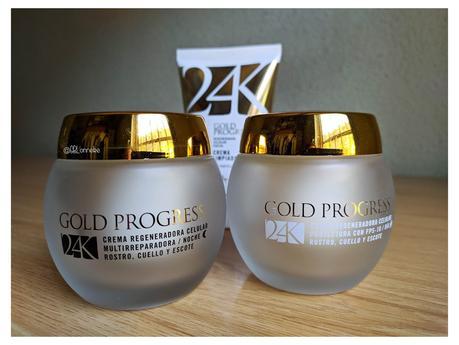 24K Gold Progress - Opinión