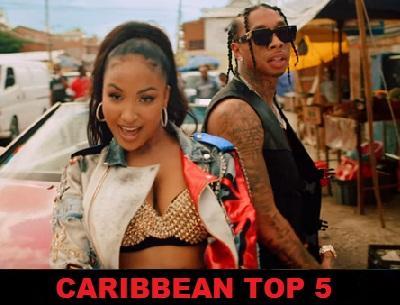 Caribbean Top 5 (Septiembre 8-14, 2019).