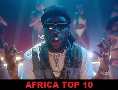 Africa Top 10 (Septiembre 8-14, 2019).