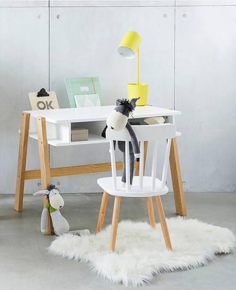 Vertbaudet Decoración ¡Sorteo de un escritorio!