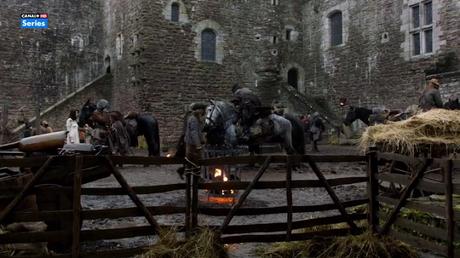 Escocia de Cine: El Castillo de Doune, desde Invernalia hasta Outlander pasando por Camelot..