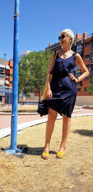Vestido Colour