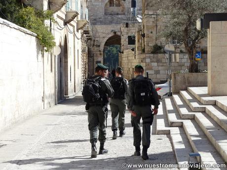 Israel y Palestina: un road trip por sorpresa