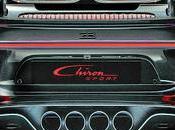 Bugatti Chiron: auto roza km/h unidad
