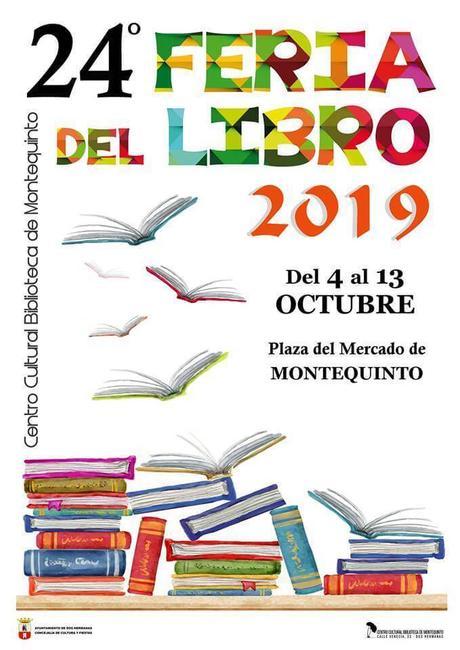 24 Feria del Libro de Montequinto 2019